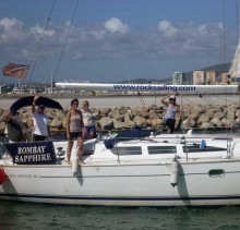RYA Express Day Skipper Practical Sailing Course in Gibraltar