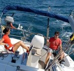 RYA Flotilla Training / ICC in Gibraltar and Spain with ROCK