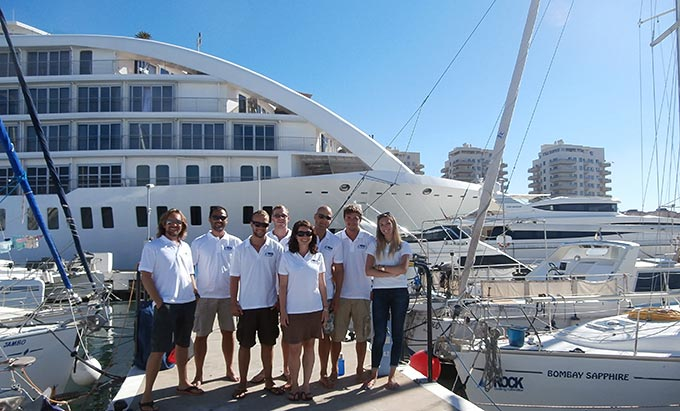 Fast Track to Yachtmaster Offshore